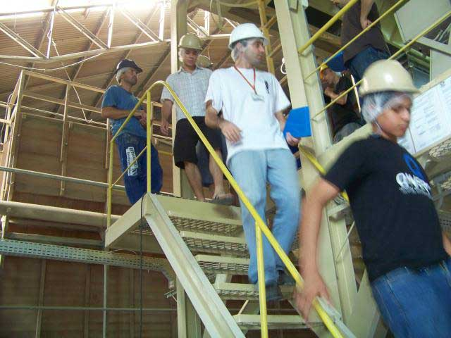Photo of Visita alunos Qwerty Escola na Cotrijuí