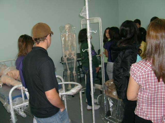 Photo of Visita das escolas na Qwerty Escola