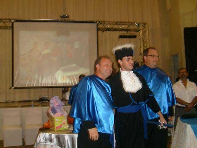 Photo of Formatura do Curso TI – 2010