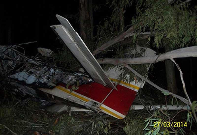 Photo of Dom Pedrito – Polícia Civil e Aeronáutica estão investigando queda de avião agrícola