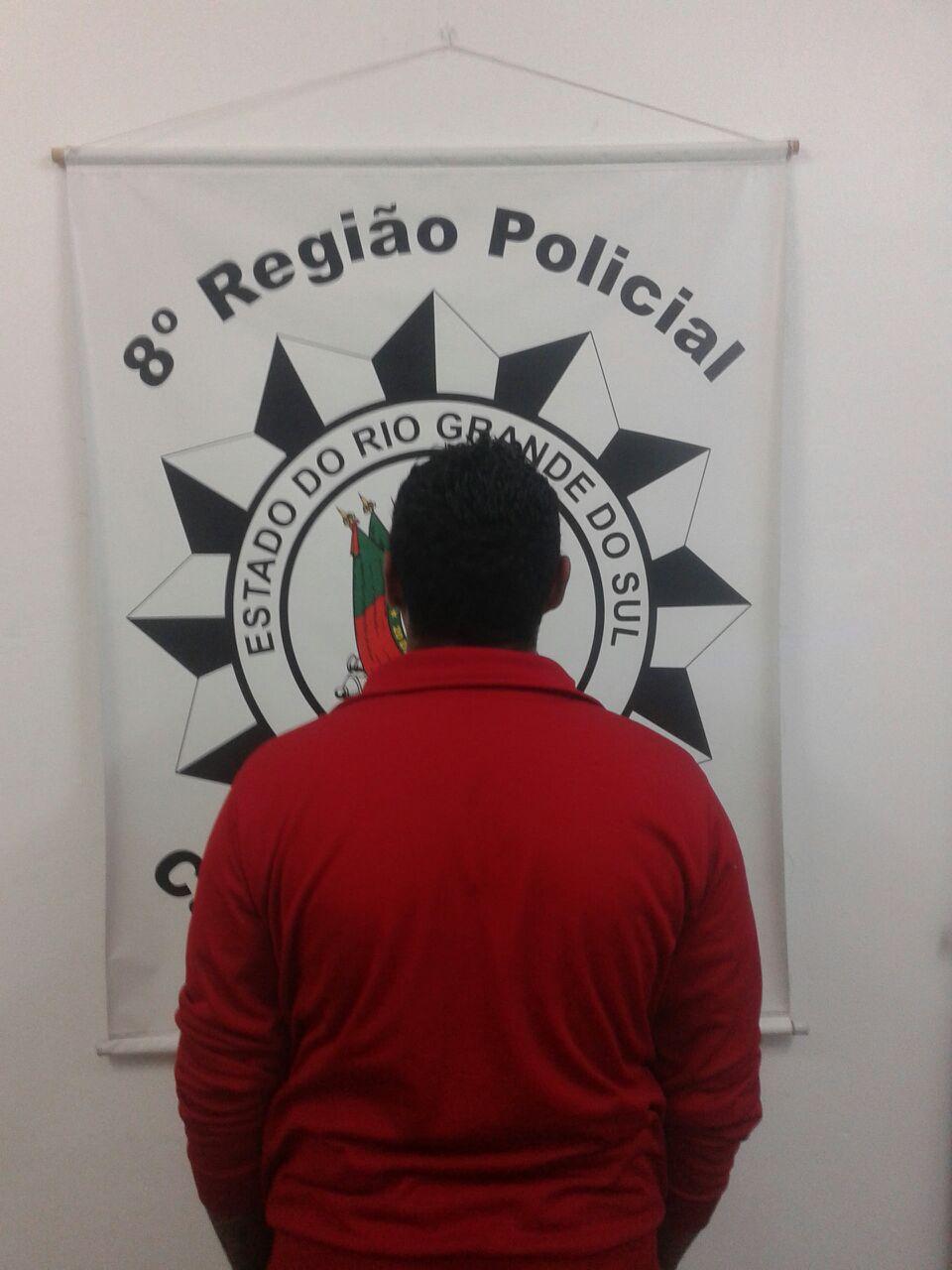 Photo of Pedritense condenado a 30 anos por homicídio é preso em Caxias do Sul
