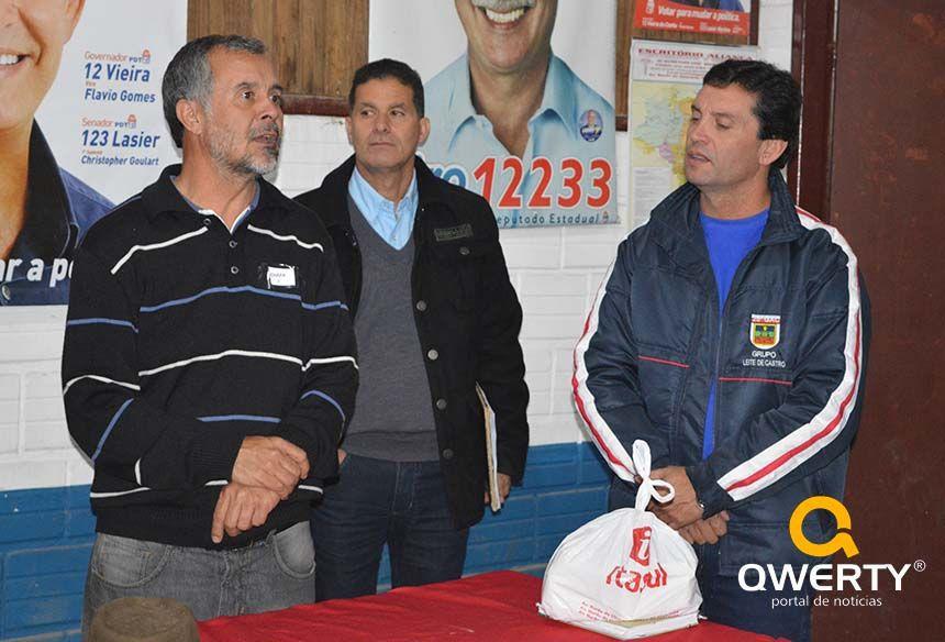 Photo of Secretário Lucidoro permanece no governo e afirma ter divergências políticas com seu irmão Alberto