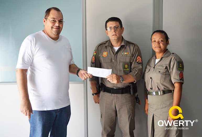 Photo of Consepro presta auxílio de recursos aos órgãos de segurança pública de Dom Pedrito