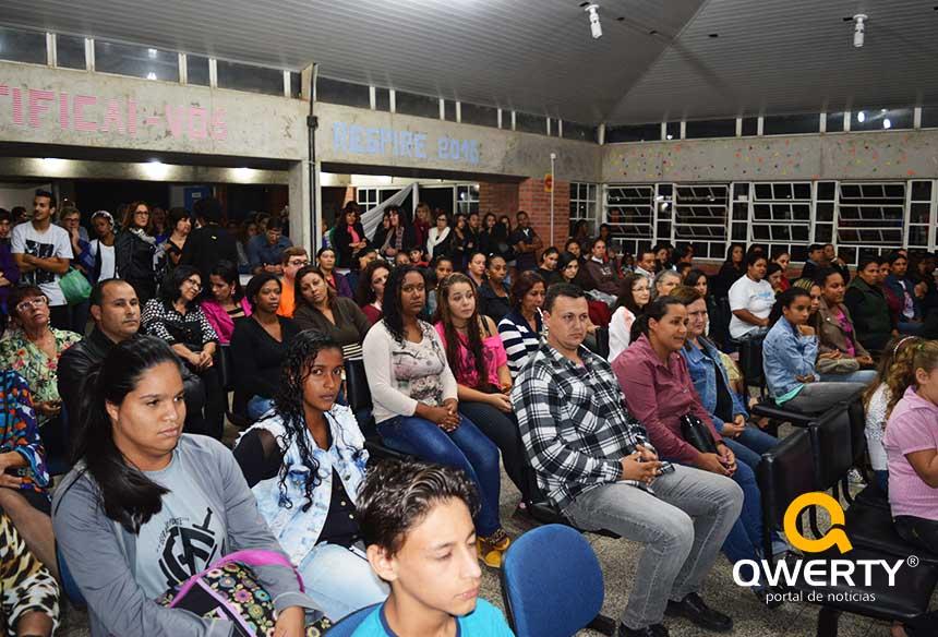 Photo of Aula Inaugural comemora implantação do Ensino Médio no CIEP