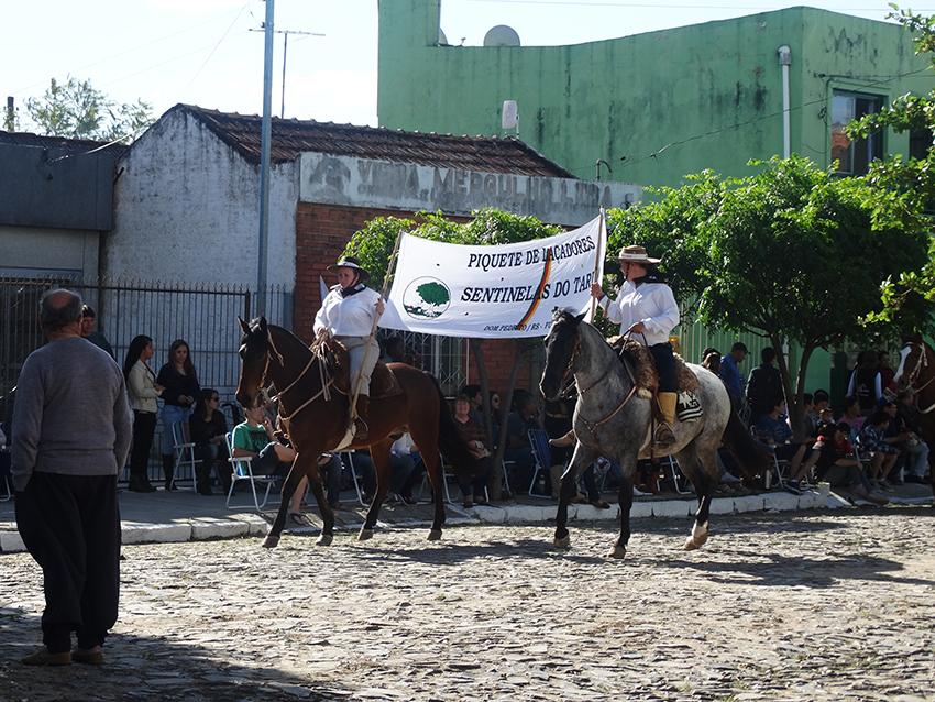 Photo of Confira a ordem do desfile farroupilha e em quais locais as entidades deverão se concentrar