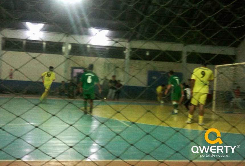 Photo of Grandes jogos foram registrados sexta-feira no Campeonato de Futsal