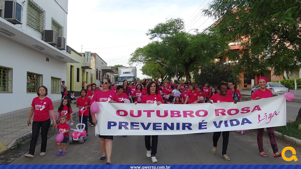 Photo of Caminhada pela Vida foi transferida para sexta-feira