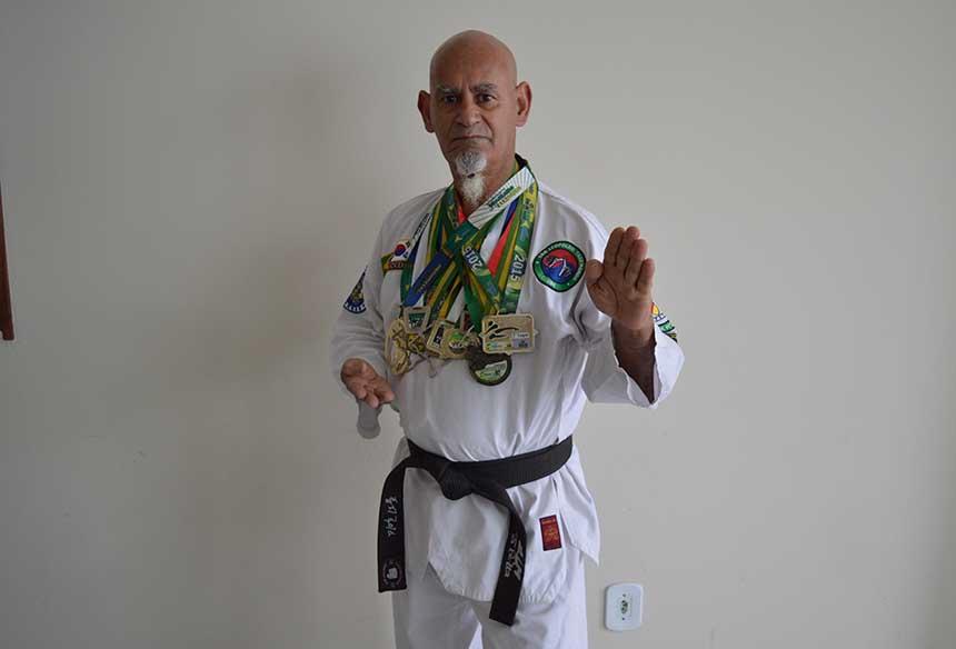 Photo of Campeão brasileiro de taekwondo concede entrevista à Qwerty Portal de Notícias