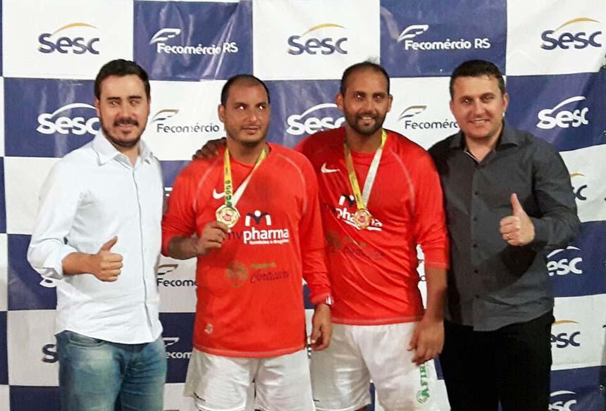 Photo of Primeiros campeões do Sesc já são conhecidos e garantem vaga na etapa de Torres