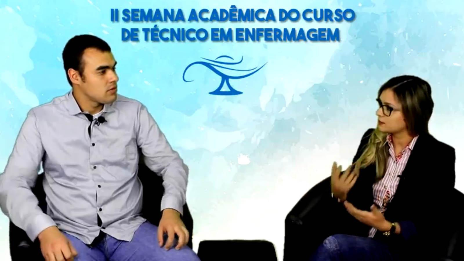 Photo of Qwerty Escola promove II Semana Acadêmica do Curso de Técnico em Enfermagem