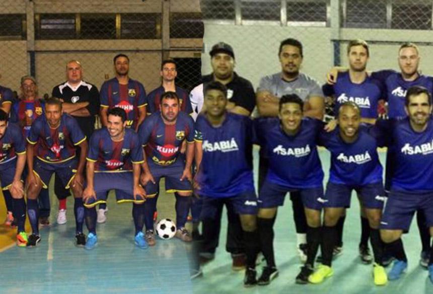 Photo of Barcelona e Sabiá promete ser o grande duelo da noite de hoje no Campeonato Municipal de Futsal