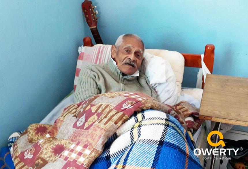 Photo of Dom Pedrito pode ter o homem mais velho do mundo; seu Santos tem 116 anos e esbanja lucidez