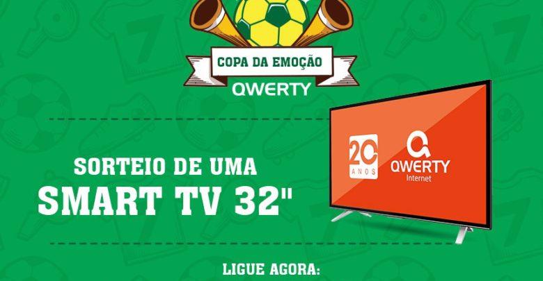 Photo of Realizado sorteio da promoção Copa da Emoção Qwerty