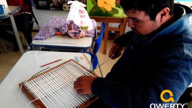 Photo of Artesanato nas mãos dos assistidos pela Apae