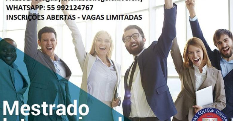 Photo of Mestrado Internacional: Programa Uruguai e suas Fronteiras terá Lásaro Carmo Júnior em sua aula magna