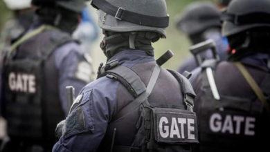 Photo of GATE destrói artefato explosivo encontrado em frente a casa de policial civil