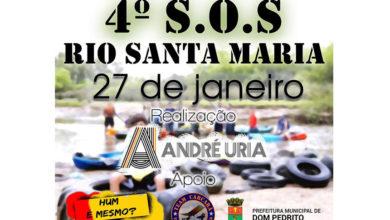 Photo of S.O.S Rio Santa Maria acontece neste domingo