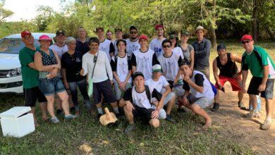 Photo of Quarta edição do SOS Rio Santa Maria recolhe duas caçambas de lixo em Dom Pedrito