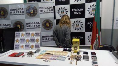 Photo of Operação da Polícia Civil e Brigada Militar de Dom Pedrito resulta em prisão, apreensão de drogas, dinheiro e outros itens