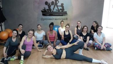Photo of Personal Vanessa Richardt promove aula beneficente