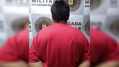 Photo of Homem é preso em cumprimento de mandado de prisão