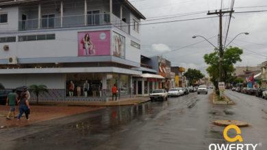 Photo of Sexta-feira chuvosa em Dom Pedrito