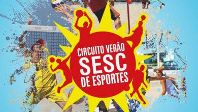 Photo of Vem aí o Circuito de Verão Sesc de Esportes