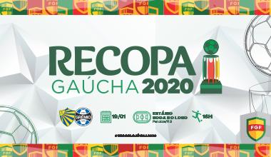 Photo of Recopa Gaúcha 2020 acontecerá no dia 19 de janeiro