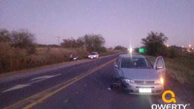 Photo of Madrugada de sábado (29) teve registro de acidente na BR 293