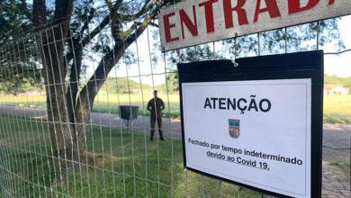 Photo of Pista de atletismo da 3ª Cia E Cmb Mec é fechada