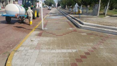 Photo of Prossegue a desinfecção de locais públicos em Dom Pedrito