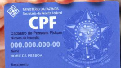 Photo of Regularização de CPF pode ser feita no site da Receita Federal