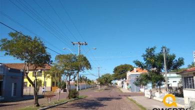 Photo of Dom Pedrito tem a temperatura mais baixa do Estado