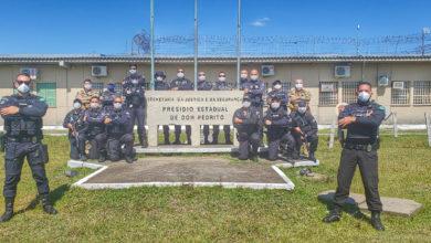 Photo of Força de Cooperação Penitenciária do Departamento Penitenciário Nacional vem a Dom Pedrito