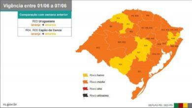 Photo of Região de Bagé mantém bandeira amarela desde o início do sistema de Distanciamento Controlado