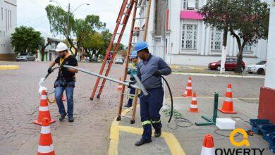 Photo of Câmeras de monitoramento completam quatro anos de funcionamento no município