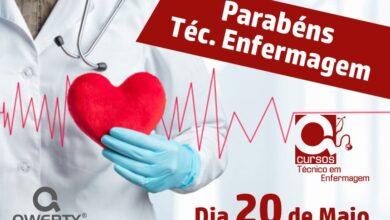 Photo of 20 de maio: Dia do Técnico em Enfermagem