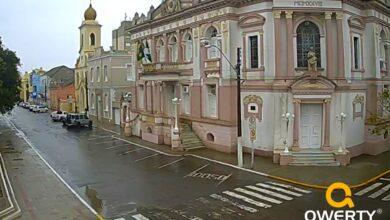 Photo of Sábado chuvoso na Capital da Paz
