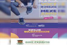 Photo of Quarta-feira é Dia do Desafio Solidário em Dom Pedrito