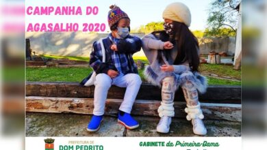 Photo of Prefeitura divulga a Campanha do Agasalho 2020