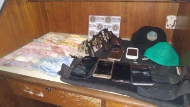 Photo of Brigada Militar prende quatro indivíduos por roubo a farmácia em Bagé