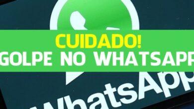 Photo of Tentativas de golpe pelo Whatsapp continuam