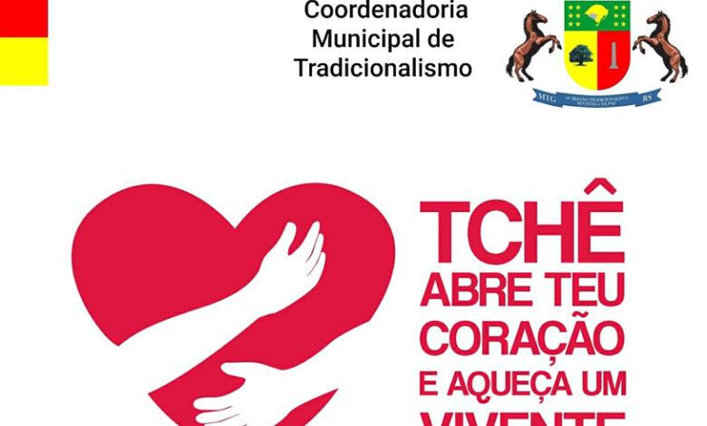 Photo of CMT na Campanha do Agasalho