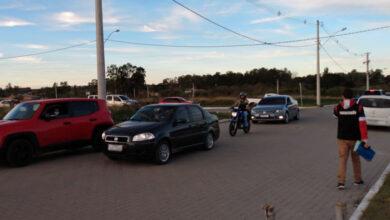 Photo of Parque das Cerejeiras passa por fiscalização da Prefeitura e Brigada Militar
