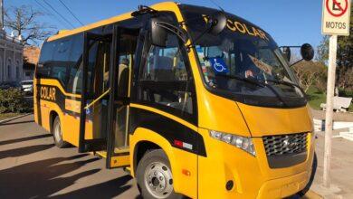 Photo of Dom Pedrito recebe mais um micro-ônibus escolar
