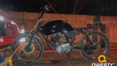 Photo of Menor em motocicleta é detido após fugir da Brigada Militar
