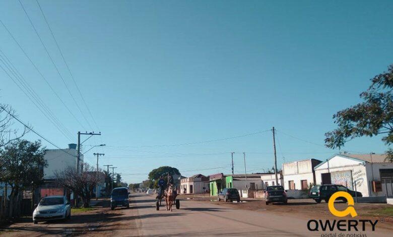 Photo of Quinta-feira com registro de geada em Dom Pedrito