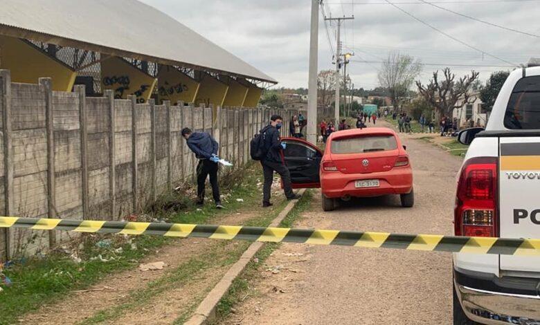 Photo of Em Bagé motorista é assassinado a tiros no Bairro Morgado Rosa