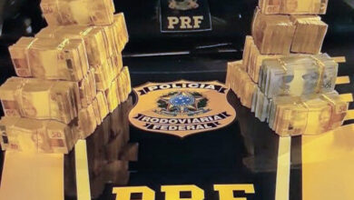 Photo of PRF apreende R$ 640 mil sem procedência em Rosário do Sul