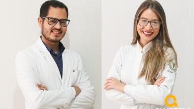 Photo of Dr. Ruan Lima e Fisioterapeuta Gabrielhy Oliva – saúde para você e sua família